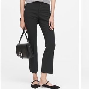 Banana Republic High Rise pant